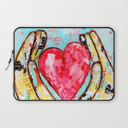 You Steady My Heart Laptop Sleeve