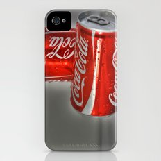 Coke Cans Slim Case iPhone (4, 4s)