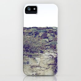 Untitled Wall iPhone Case