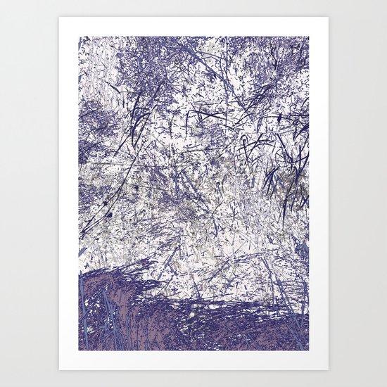Prairie Dusk Art Print