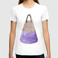 tote bag T-shirts featuring Tote 2 by ©valourine