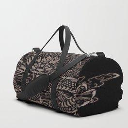 Epic Dragon Grey Duffle Bag