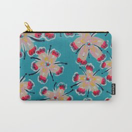 Georgia Lilly Carry-All Pouch