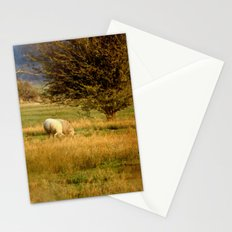 Golden moment Stationery Cards