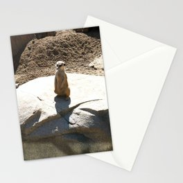 Just a meer kat... Stationery Cards