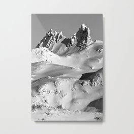 Mt.Fee Landscape series, Whistler BC Canada #5 of 5 Metal Print