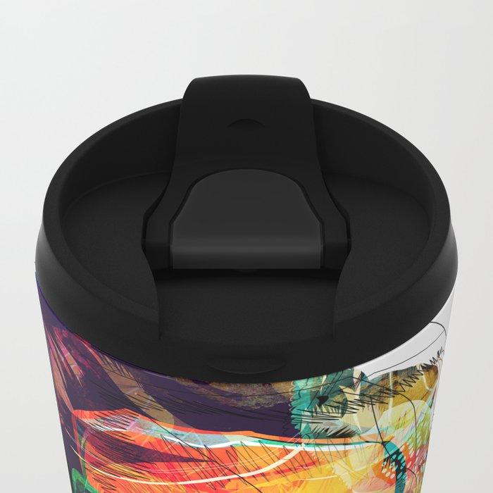 Perfil260913 Metal Travel Mug