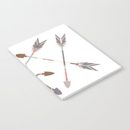 Arrow Stack Notebook