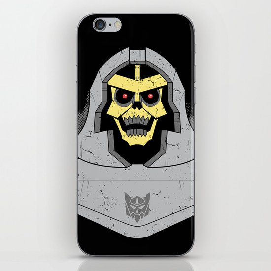 Skeletron iPhone & iPod Skin