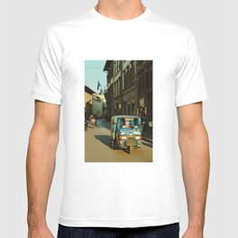 Busy Florence Streets T-shirt