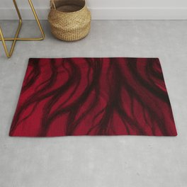 Corrupted Roots Rug