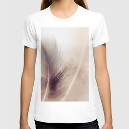 Feathery T-shirt