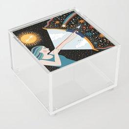 Sagittarius Acrylic Box