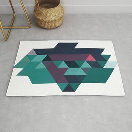color story - macrocosm Rug
