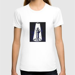 WoodCutter - music figure T-shirt