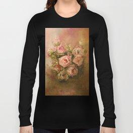 Roses. Long Sleeve T-shirt