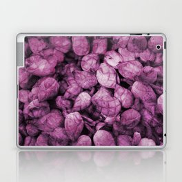 Pattern purple Lotos Flowes Laptop & iPad Skin