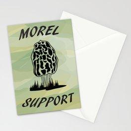 Morel Support Stationery Cards