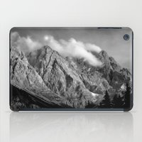 germany iPad Cases featuring ZugSpitze Germany by KunstFabrik_StaticMovement Manu Jobst