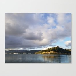 The Mouth of Andersons Bay Canvas Print