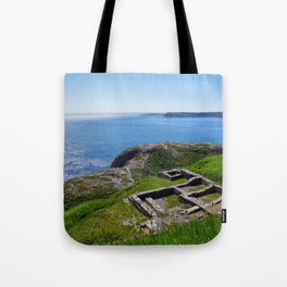 Strong Foundations Tote Bag