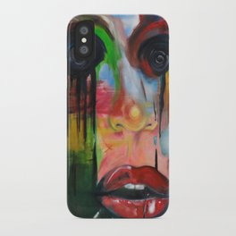it's all too much iPhone Case