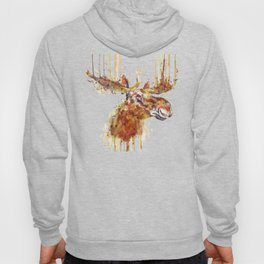 Moose Head Hoody