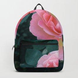 A Pink Balboa Rose Backpack