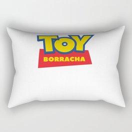 TOY Borracha Rectangular Pillow
