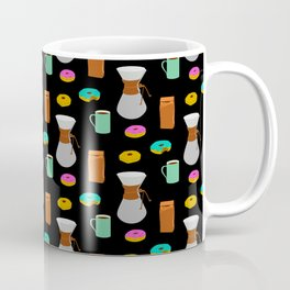 Donuts and Coffee Coffee Mug