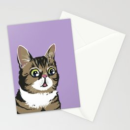 Lil Bub Stationery Cards