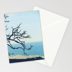 at the seaside* Stationery Cards