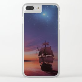 Guards at Bay Clear iPhone Case