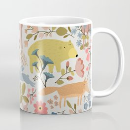 Woodland Animals Coffee Mug