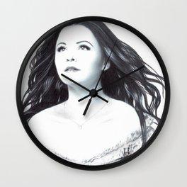 Snow White Wall Clock