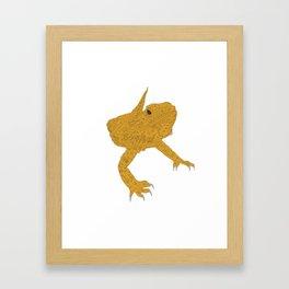 One Berri At A Time... Framed Art Print