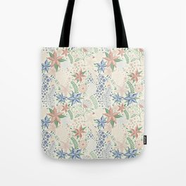 Caladenia Tote Bag