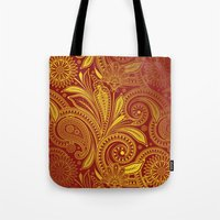 fancy Tote Bags featuring Fancy by Ale Ibanez