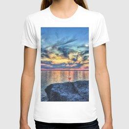 Wine & Sunsets T-shirt