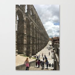 Segovia, Spain Canvas Print