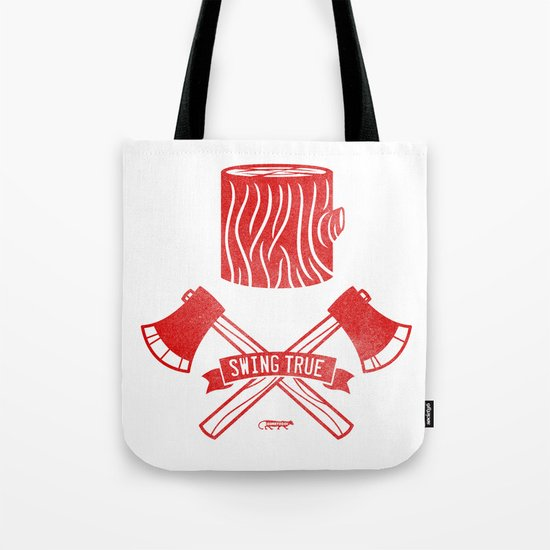Swing True Tote Bag