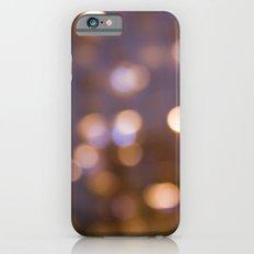 Bokeh Rain Slim Case iPhone 6s