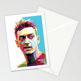 Mesut Ozil WPAP 2 Stationery Cards