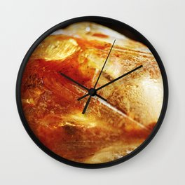 Turkey Time Wall Clock