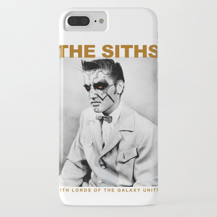 Sith Lords of the World Unite iPhone Case