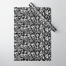 "Joshua Tree Pattern ""Yucca Bali"" by CREYES Wrapping Paper"