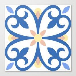 Floor Tile 8 Canvas Print