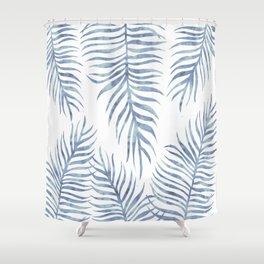 Fern Pattern Serenity Shower Curtain