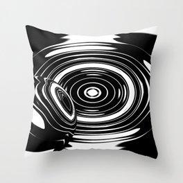 rain ball Throw Pillow