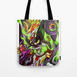 Barbatos 01 Berserk Lagann Tote Bag